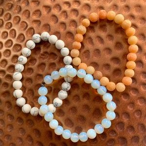 UO Bundle of 3 Lokai-look Braclets